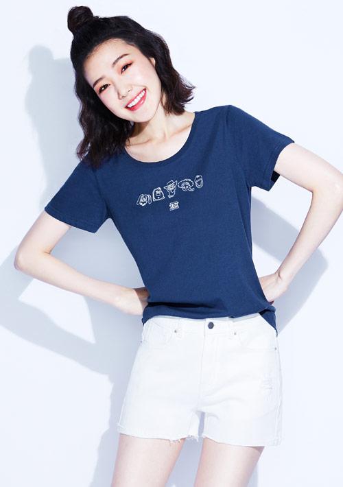 【限24HR$168】迪士尼Toy Story系列純棉印花T恤-01