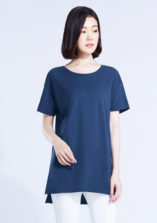純棉寬版T恤