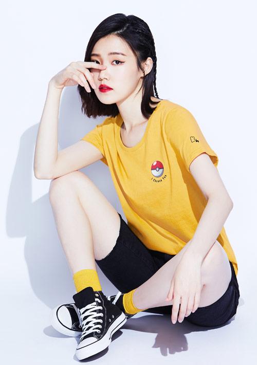 寶可夢系列純棉印花T恤-02