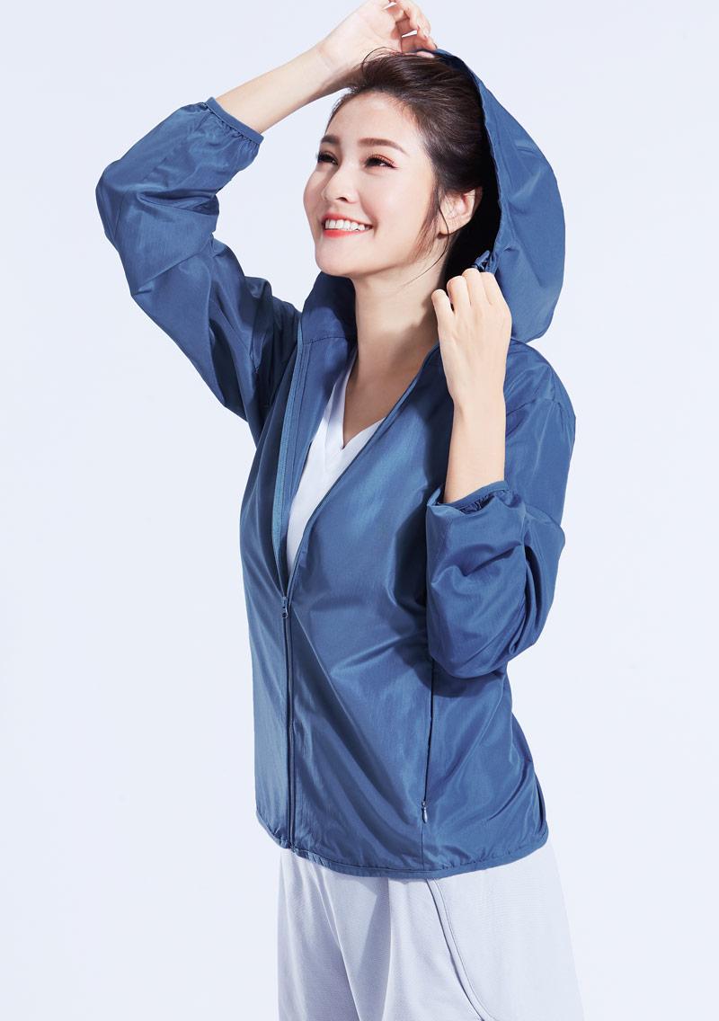 抗UV休閒外套