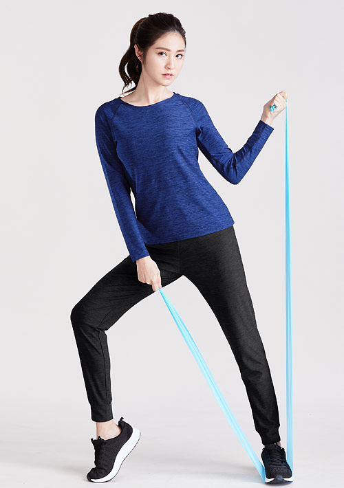 抗UV吸排運動長褲套裝
