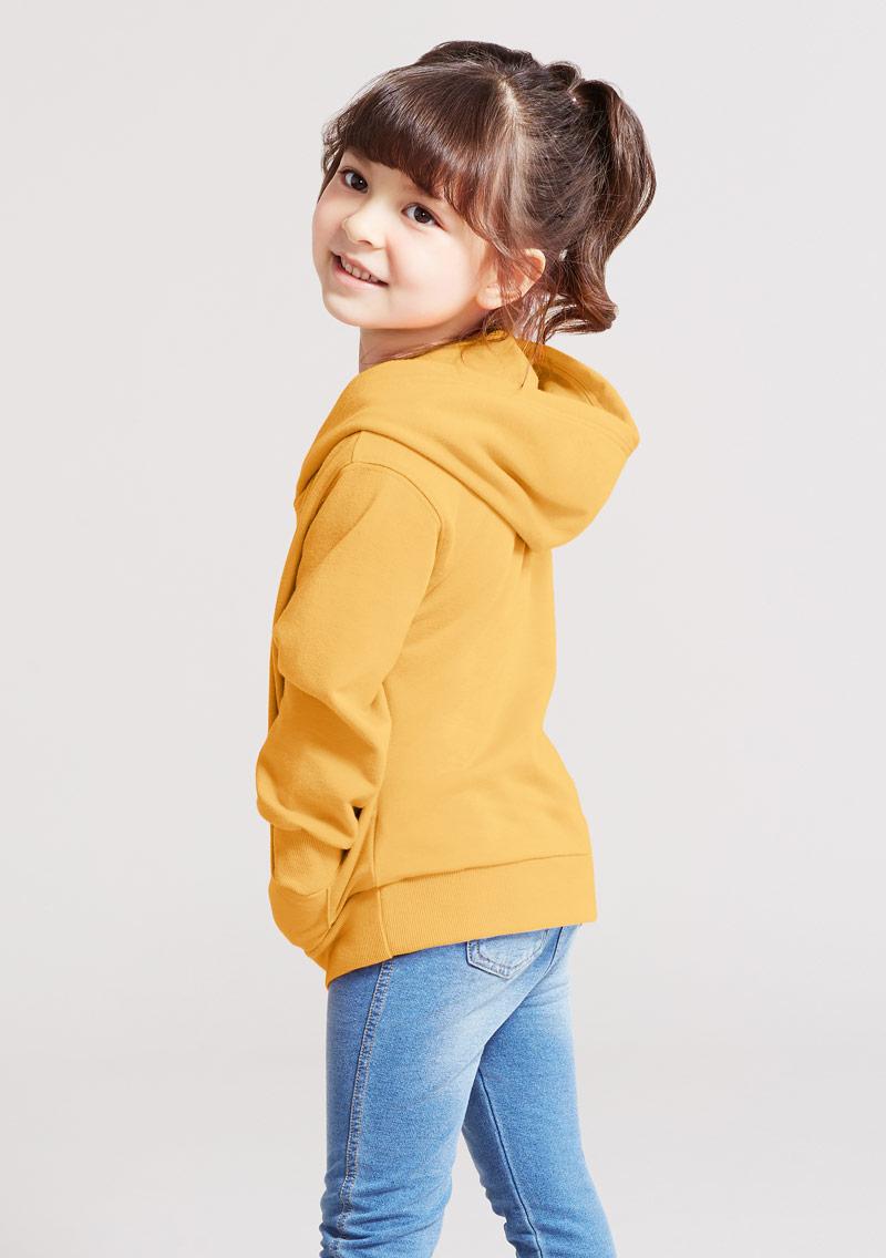 毛圈連帽衫-童裝