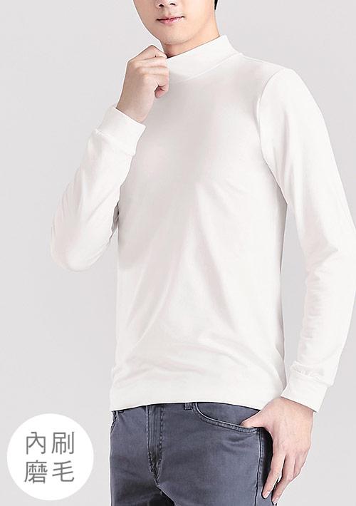 HEATPUSH立領發熱衣-男裝