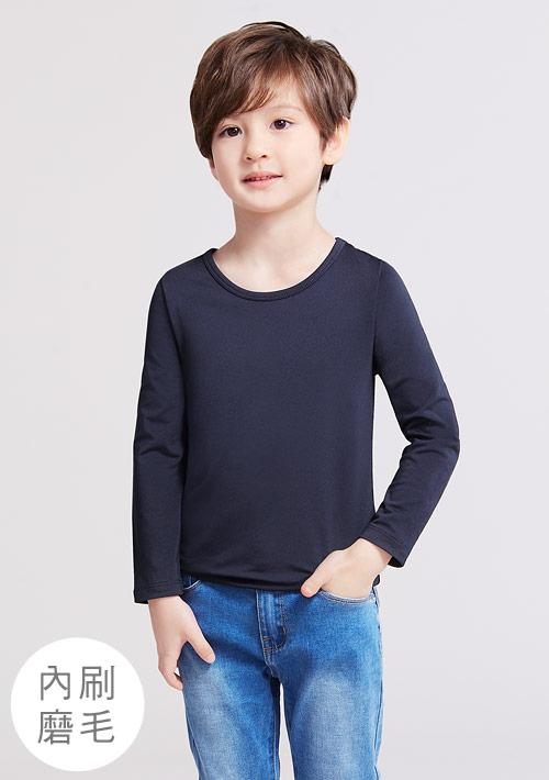 HEATPUSH圓領上衣-童