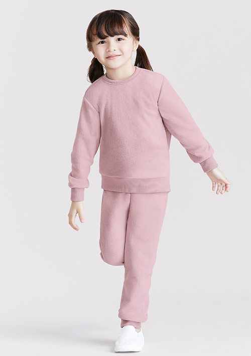 Fleece居家套裝-童