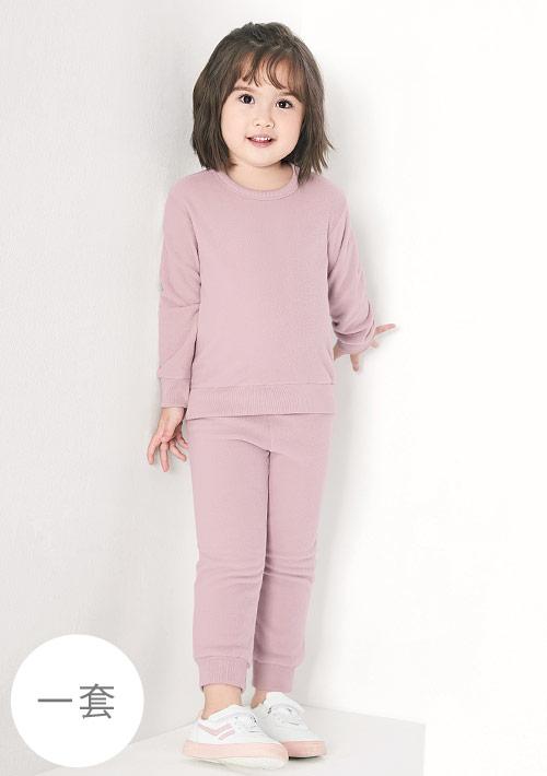 Fleece居家套裝-童裝