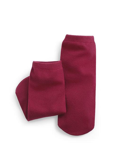 特級素色中筒襪