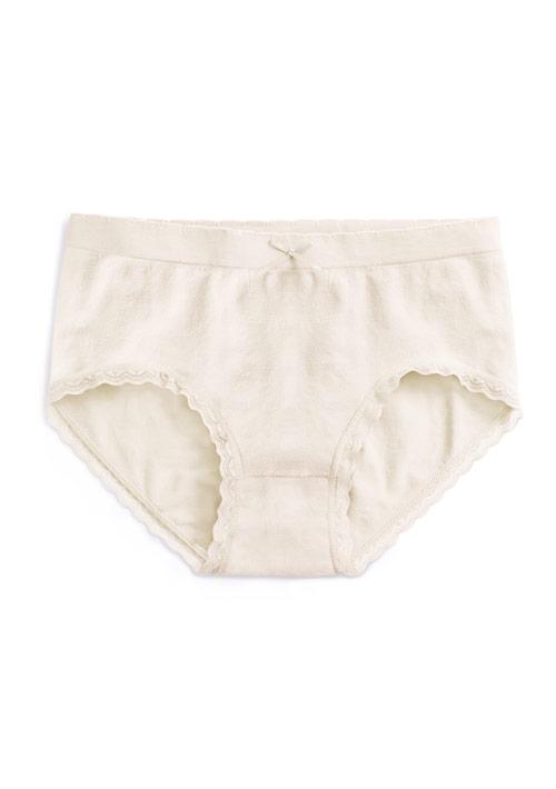 蝴蝶結無縫中腰內褲