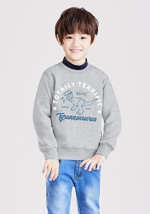 迪士尼Toy  Story 系列刷毛印花T恤-01-童裝