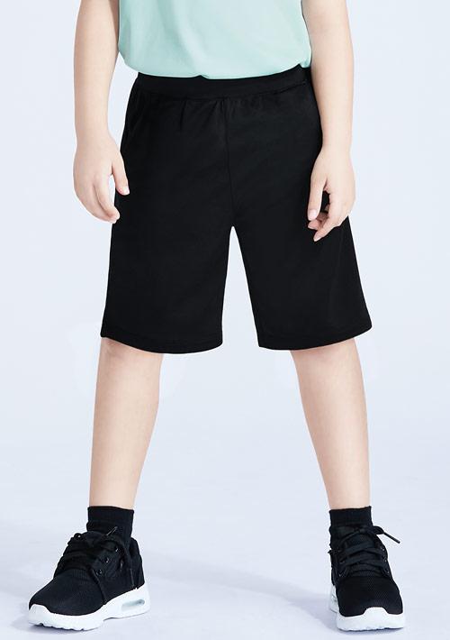 抗UV吸排短褲-童裝