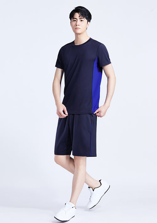 抗UV吸排運動短褲套裝-男裝