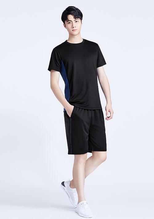 抗UV吸排運動短褲套組-男裝