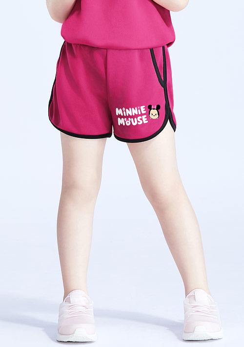 Tsum Tsum 系列抗UV吸排短褲-童裝-01