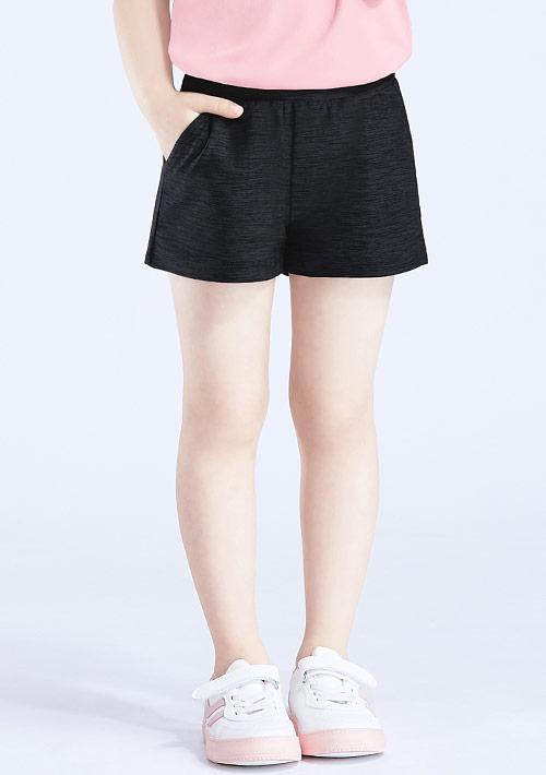 抗UV吸排涼感短褲-童裝