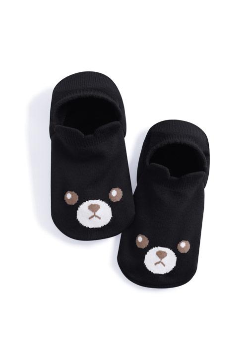 熊熊涼感隱形襪