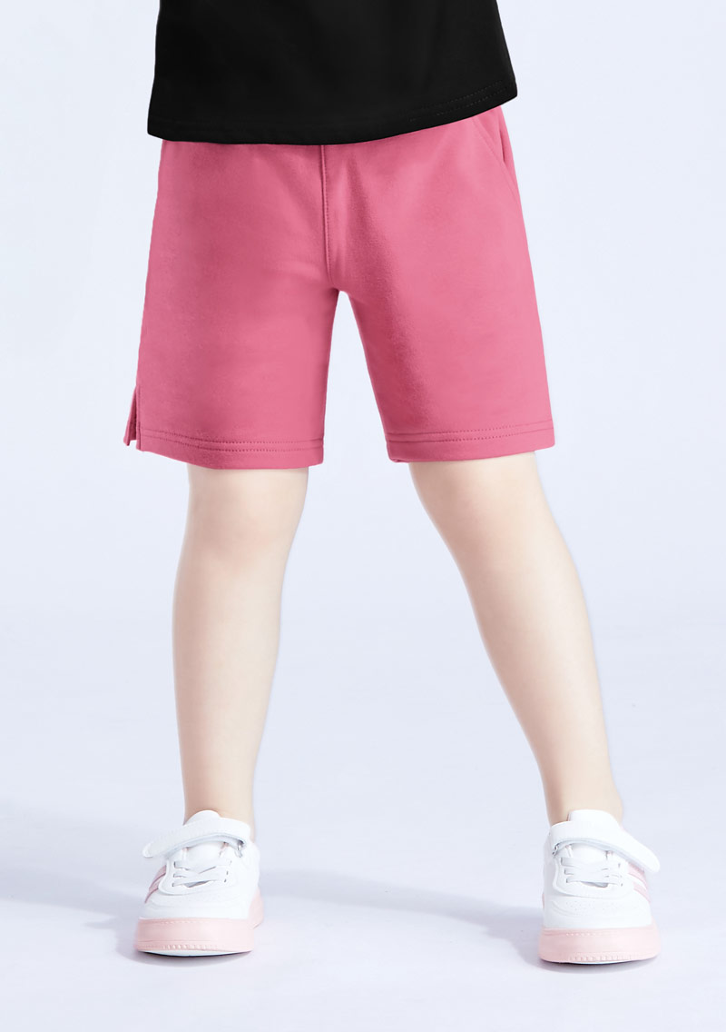 毛圈短褲-童裝