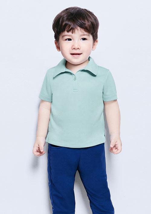 抗UV吸排polo衫-Baby