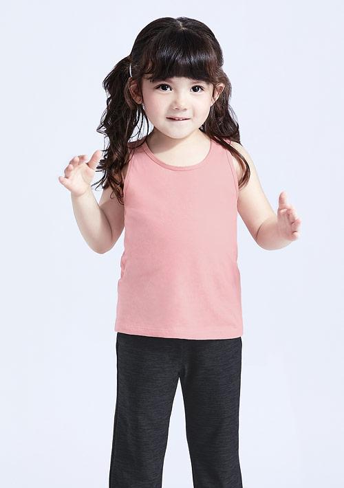 純棉背心-童裝