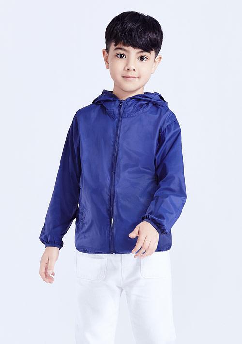 抗UV休閒外套-童裝