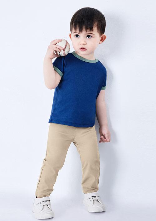 特級彈性涼感窄管褲-Baby