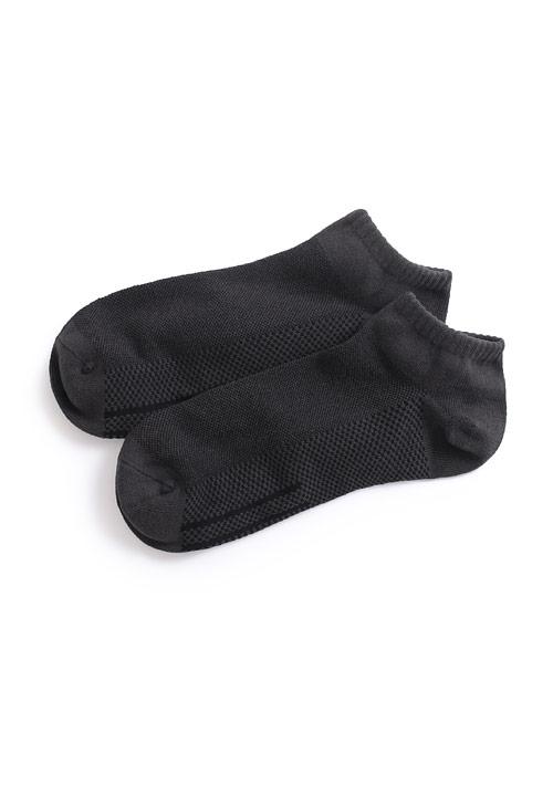 抗菌除臭短襪-男