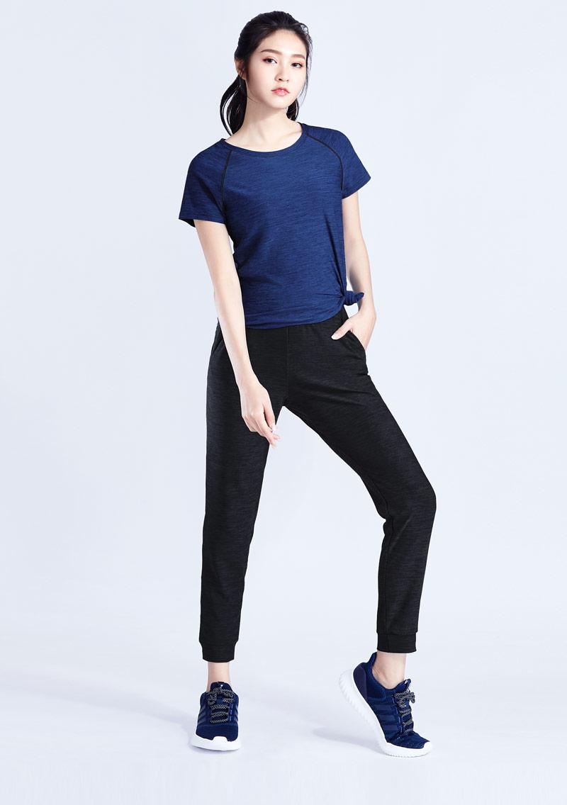 【限時$299】抗UV吸排涼感長褲套裝