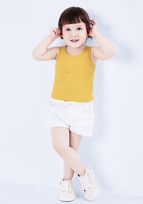 純棉背心-Baby
