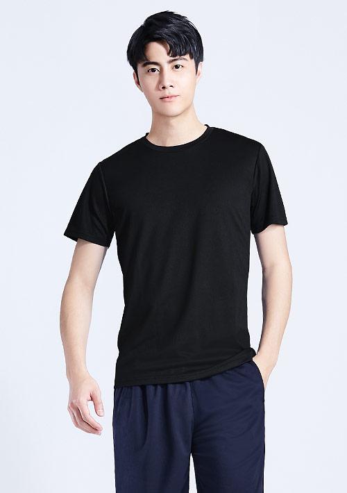 抗UV吸排短袖上衣-男裝
