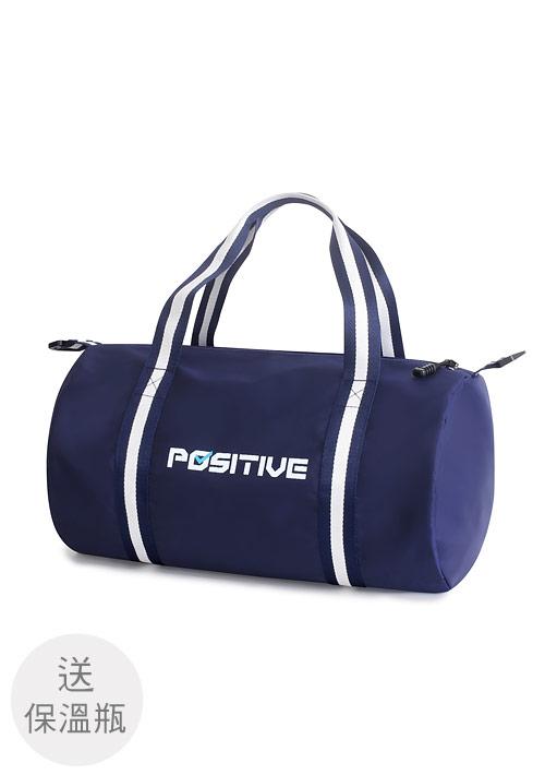 POSITIVE運動側背圓筒包