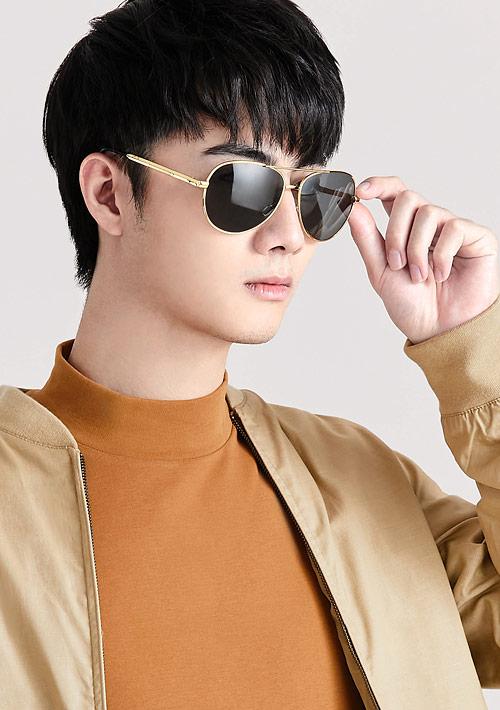 男款偏光太陽眼鏡