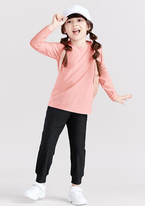 抗UV吸排運動長褲套裝-童裝
